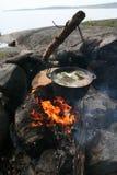 O fogo Fotos de Stock
