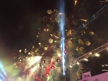 O fogo trabalha maravilhas Fotografia de Stock Royalty Free