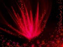 O fogo voa efeitos do borrão do fundo da textura Imagem de Stock Royalty Free