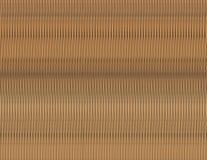 O folheado de madeira do fundo com linhas verticais estreitas colore a areia cinzenta bege do inclinação Fotos de Stock