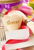 O Forever é um comprometimento fotos de stock