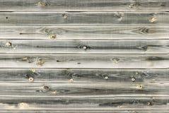 O forro de madeira embarca a parede luz - textura da madeira de carvalho marrom painéis velhos do fundo, teste padrão sem emenda  Imagens de Stock
