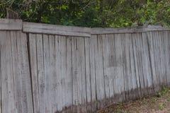 O forro de madeira velho embarca a parede Imagens de Stock Royalty Free