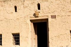 O forte antigo do forte de Bhala famoso para a arquitetura velha da construção usada para interiores e os exteriores viajam e arq Imagens de Stock