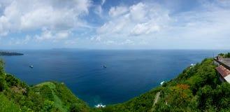 O forte Charlotte São Vicente vê Imagem de Stock