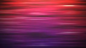 O Fractal abstrato vermelho alinha o fundo video estoque