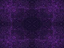 O fragmento de linhas quadradas obscuridade marrom cinzenta alaranjada cor-de-rosa vermelha da textura ou do cruzamento do ouro d Fotos de Stock Royalty Free