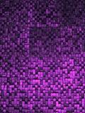 O fragmento de linhas quadradas obscuridade marrom cinzenta alaranjada cor-de-rosa vermelha da textura ou do cruzamento do ouro d Imagem de Stock