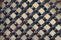 O fragmento de produtos forjados Close-up Imagem de Stock
