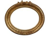 O frame oval. Fotografia de Stock Royalty Free