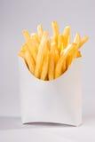 O francês frita (o tiro cheio) Imagem de Stock