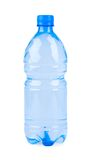 O frasco azul isolou-se Fotografia de Stock