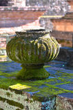 O frasco Olden para decora e outro Fotografia de Stock