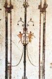 O fresco do stabia Fotografia de Stock