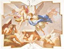 O fresco ochsenhausen fotos de stock royalty free
