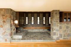 O Frontal da pedra relaxa a zona fotografia de stock royalty free