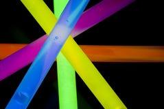 O fulgor cola o close up Imagem de Stock
