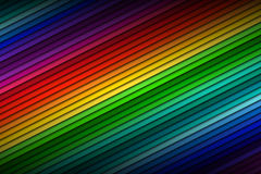 O fundo abstrato da paleta de cores, colore linhas diagonais finas ilustração stock