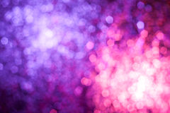 O fundo abstrato do borrão olha como fogos-de-artifício Imagens de Stock Royalty Free