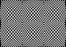 O fundo abstrato monocromático preto e branco Fotos de Stock