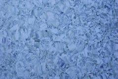 O fundo azul abstrato gosta Imagens de Stock Royalty Free