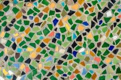 O fundo colorido abstrato do mosaico fotos de stock