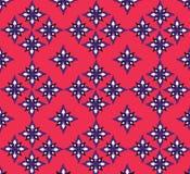 O fundo da cor vermelha modela a textura Fotografia de Stock Royalty Free