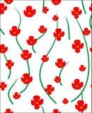 O fundo da flor. Ilustração do vetor Imagens de Stock