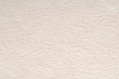 Um fundo branco da textura é fora da tela de terry. Foto de Stock