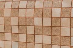 O fundo da textura do papel de parede no sepia claro tonificou a textura do papel ou do papel de parede de arte para o fundo no t foto de stock royalty free