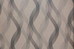 O fundo da textura do papel de parede no sepia claro tonificou a textura do papel ou do papel de parede de arte para o fundo no t imagens de stock
