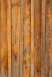 Pranchas pintadas velhas da cerca fotos de stock royalty free