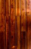 O fundo de madeira é marrom Fotos de Stock