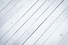O fundo de madeira branco, obsolote pintou a textura de madeira imagem de stock royalty free