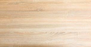 O fundo de madeira da textura, ilumina o carvalho rústico resistido pintura envernizada de madeira desvanecida que mostra a textu Fotos de Stock Royalty Free