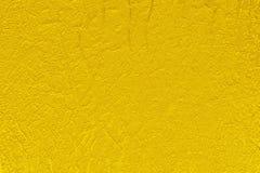 O fundo do sumário do teste padrão da textura da cor do ouro pode ser uso como a capa do folheto da poupança de tela do papel de  Imagem de Stock