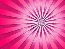 O fundo listrado do túnel mostra Dizzy Perspective Or Speeding Ar ilustração stock