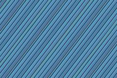 O fundo met?lico abstrato marcou linhas infinitas projeto geom?trico da lona azul da base do teste padr?o da paralela duro ilustração do vetor