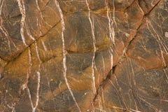 O fundo natural da textura das rochas Fotografia de Stock
