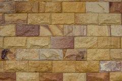 O fundo preto e branco da textura da parede de tijolo/tem-me ao floo Imagens de Stock Royalty Free