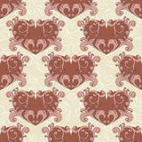 o fundo romântico sem emenda do Valentim Imagem de Stock Royalty Free