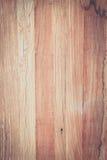 O fundo textured do vintage madeira real Foto de Stock Royalty Free