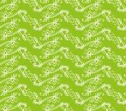 O fundo verde fotografia de stock