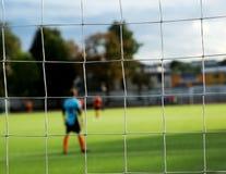 O futebol Imagem de Stock