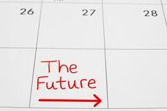 O futuro Fotografia de Stock Royalty Free