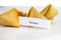 O futuro traz o sucesso Fotos de Stock Royalty Free