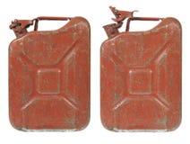 O gás oxidado pode Imagens de Stock Royalty Free