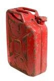 O gás pode Imagens de Stock