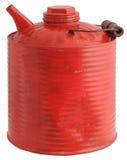 O gás vermelho velho pode Imagens de Stock