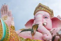 O Ganesha na província de Nakornnayok, Tailândia Foto de Stock